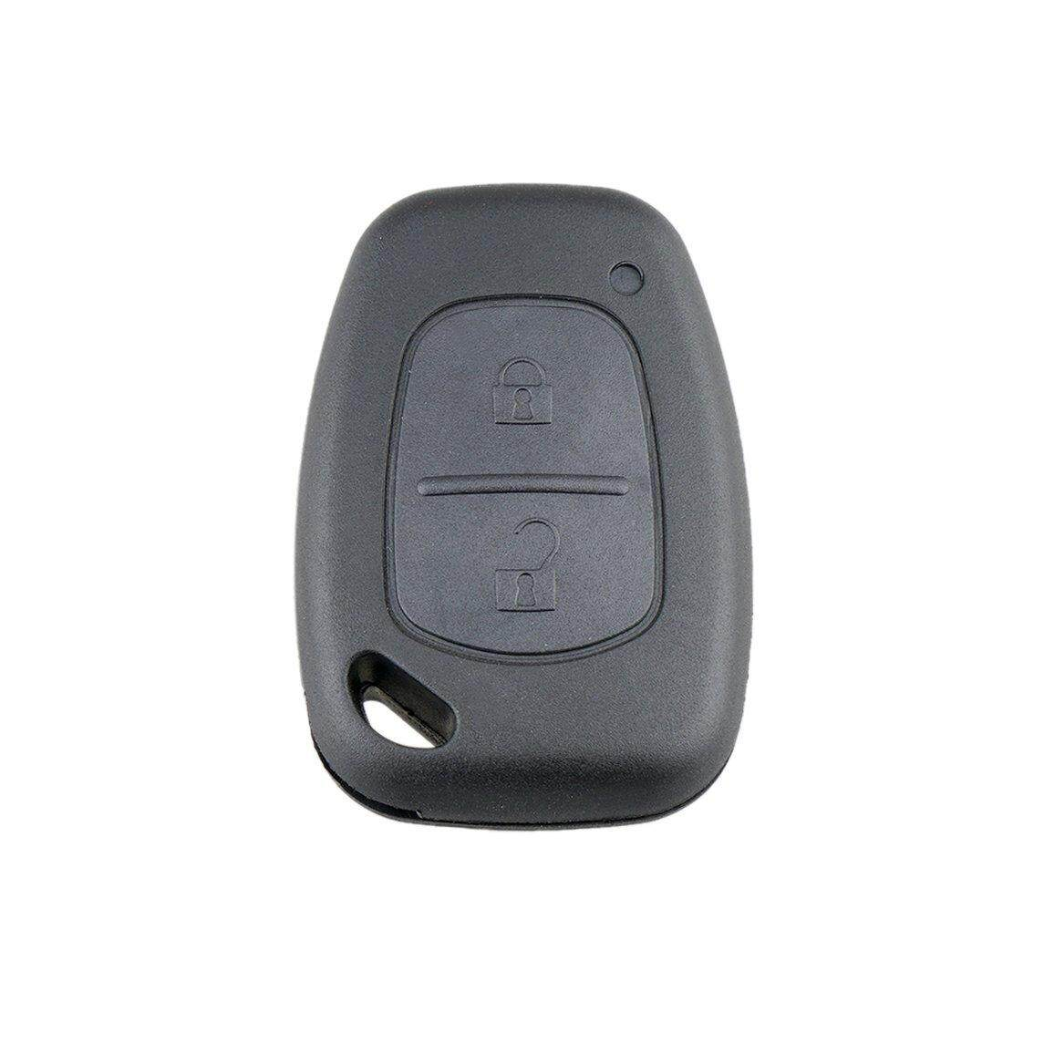 Car Electronics & Accessories Gazechimp 2 Button Remote Flip Car Key Fob Shell Case For Vauxhall Opel Astra Zafira