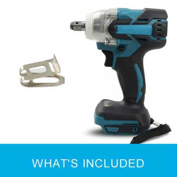 【Free Shipping】High Quality 18V Electric Wrench Charging Wrench Brushless Cordless Impact Wrench