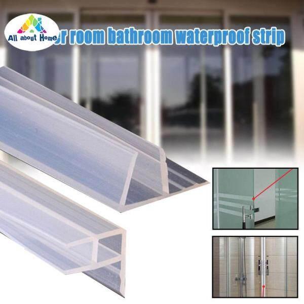 ABH Various Shape Glass Door Tape Sealing Strip Silicone Rubber Bath Screen