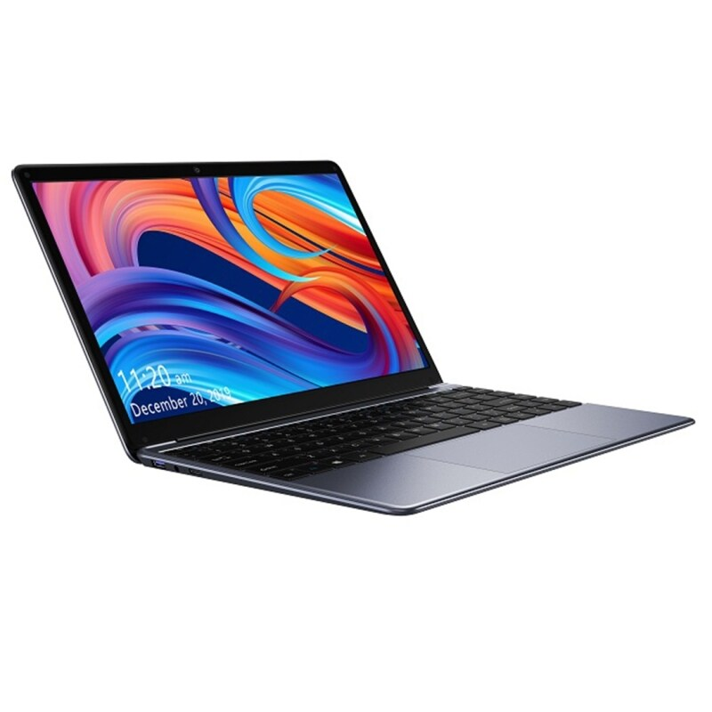 Hot Sale CHUWI HeroBook Pro, 14.1 inch, 8GB+256GB, Windows 10, Intel Gemini Lake N4000 Dual Core Dual Thread 1.1GHz~2.6GHz, Support  WiFi / Bluetooth / TF Card Extension / Mini HDMI (Space Grey)
