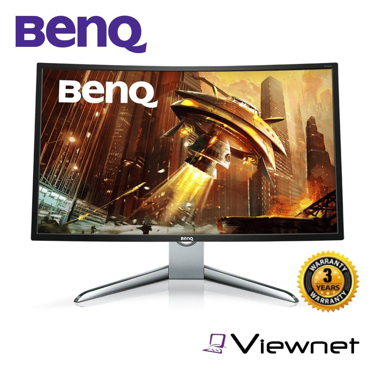 "BenQ 31.5"" EX3200R 144Hz Video Enjoyment Curved LED Monitor"