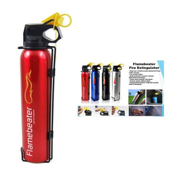 Firebeater Portable Fire Extinguisher For Car and Home (0.5kg)