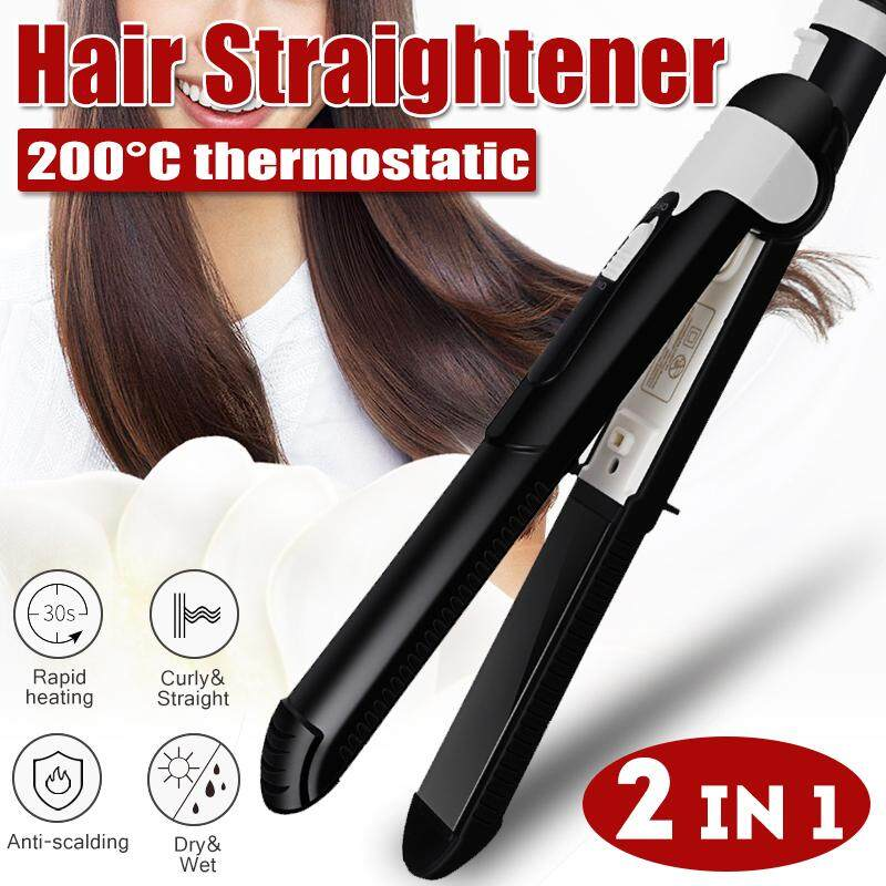 Hair Iron Straightener With Best Online Price In Malaysia
