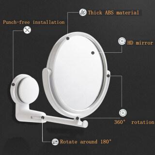 Gương Tròn Gắn Tường Blesiya Gương Gương Tròn Phòng Tắm thumbnail