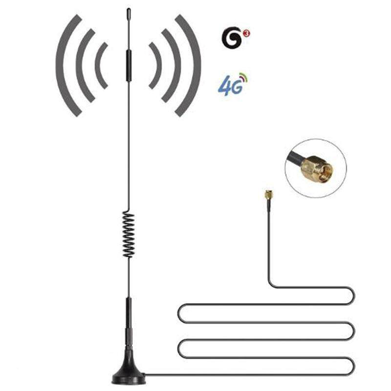Bloom 7dBi Dual Band 2.4GHZ 5.8GHz WiFi Wireless Antenna RP-SMA Male Magnetic Base