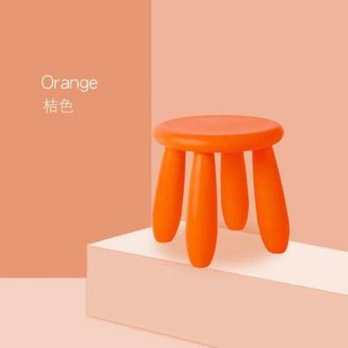 Kindergarten childrens stool chair seat small bench baby stool plastic chair baby stool