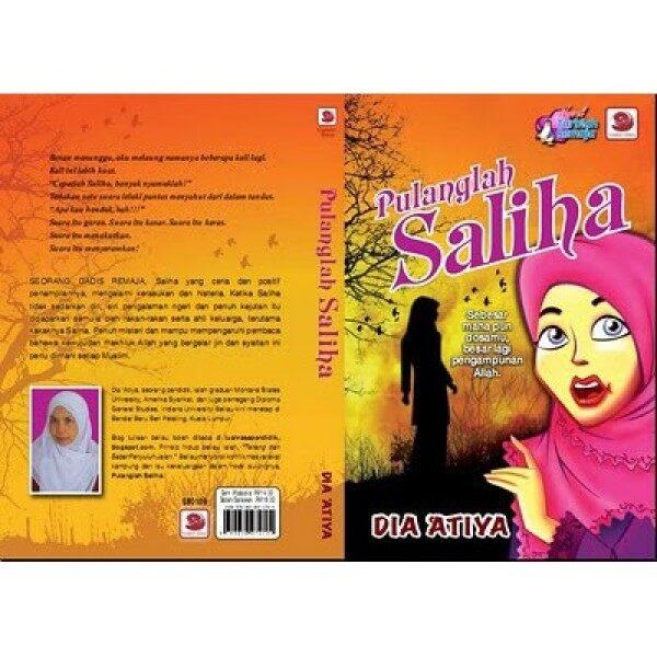 Novel Tarbiyah Remaja: Pulanglah Saliha Malaysia