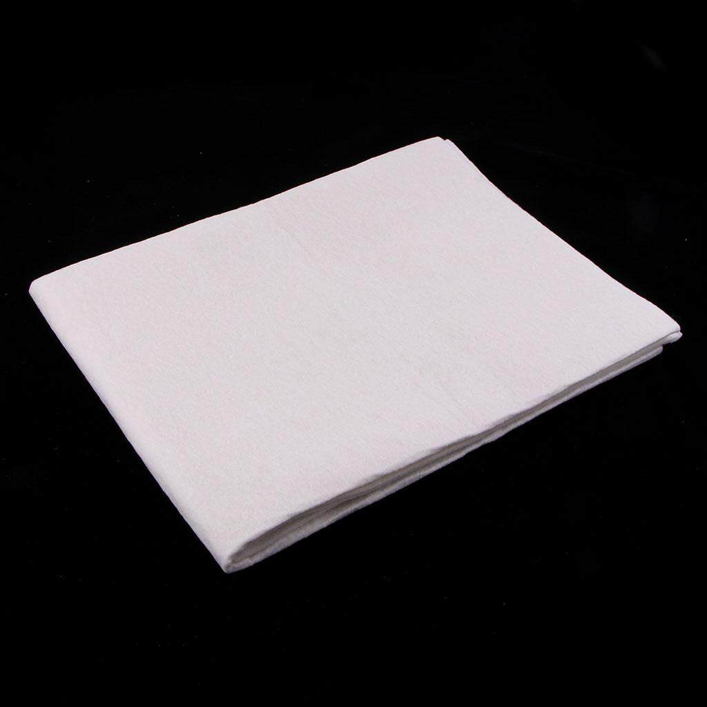 Blank Chinese Calligraphy Felt Mat Painting Xuan Paper Supplies 80x120cm
