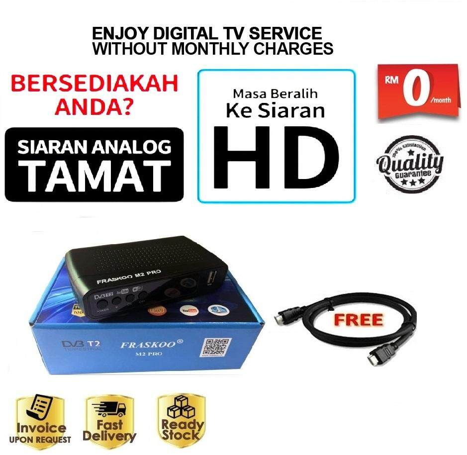 Myfreeview M2 MYTV TV Digital T2