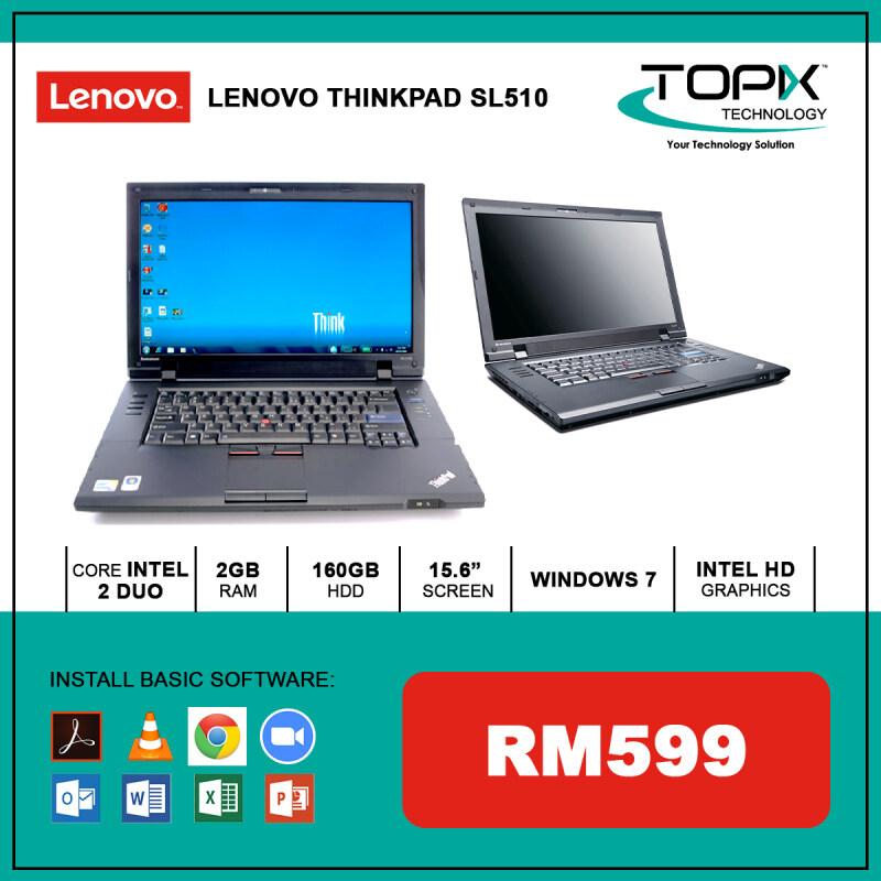 LENOVO THINKPAD SL510 Malaysia