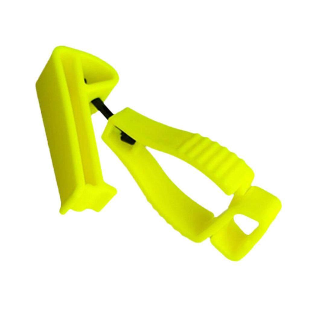 Flameer Sarung Tangan Penjaga Klip Sabuk Pengaman Loop Lampiran Untuk Sarung Tangan/handuk/kacamata/helm By Flameer.