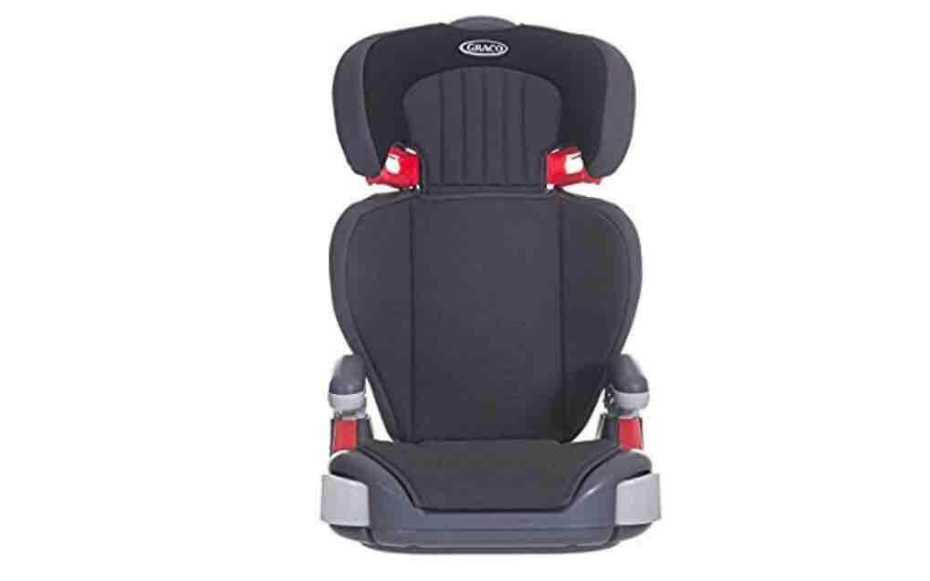 Graco Junior Maxi Lightweight Highback Booster Car Seat Group 2 3 Royal Plum