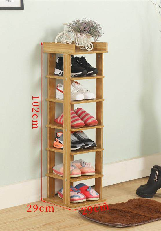 adjustable 7-story Shoe Rack Dustproof Living Room Small Shoe Rack Dormitory Storage Multi-Layer Simple Modern Shoe Cabinet