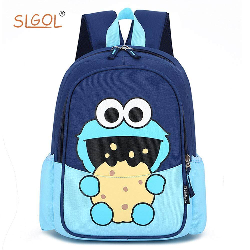 Toddler book bags school backpack ,SLGOL kindergarten kids preschool backpack for boys elementary school