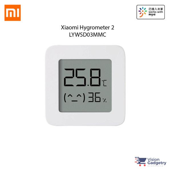 Xiaomi Mijia Thermostat Thermometer 2 Temperature Hygrometer Humidity Display LYWSD03MMC