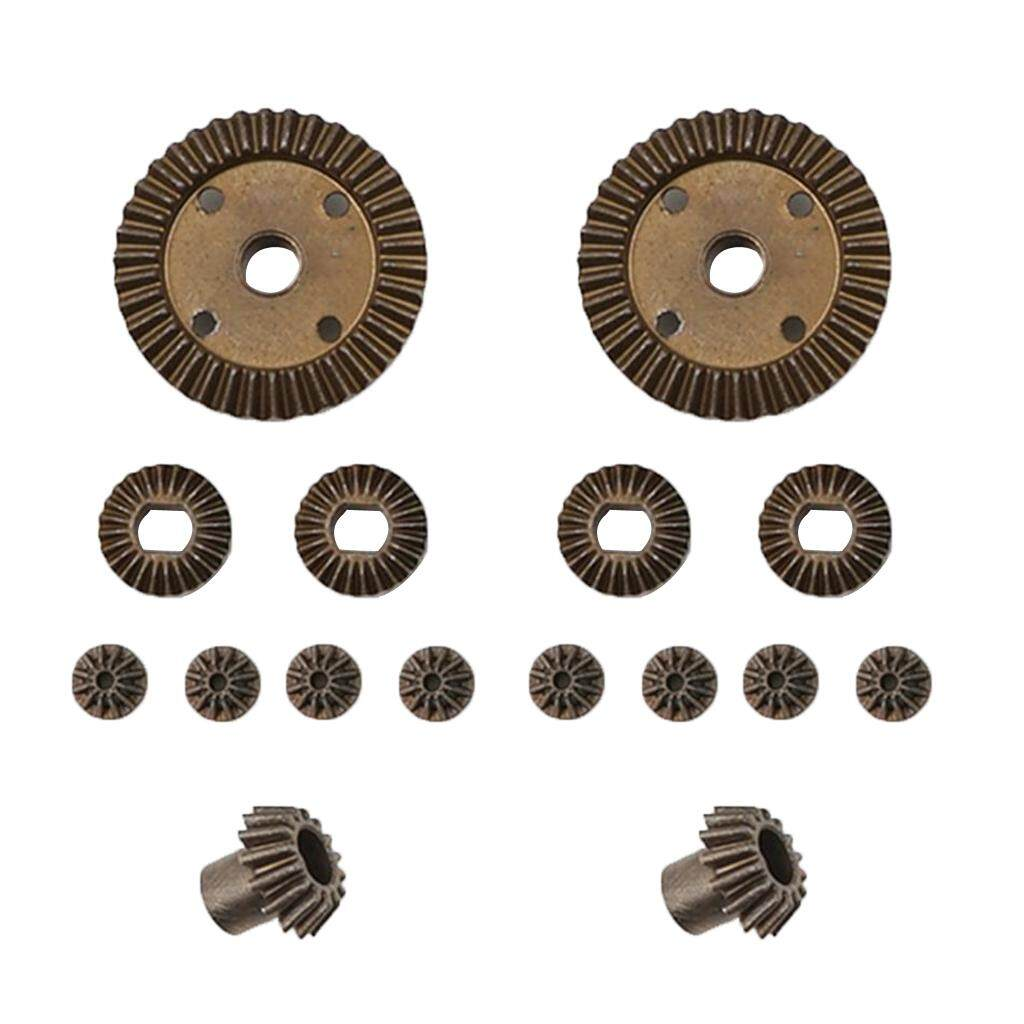 Kesoto 30T 12T 24T Differential Gear for WLtoys 1/18 A959 A979 A969 A949 RC Car