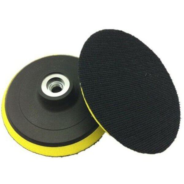 Polisher Buffing Bonnet Buffer Polishing Pads Grinding Reusable Accessories Round Wheel 2Pcs M10