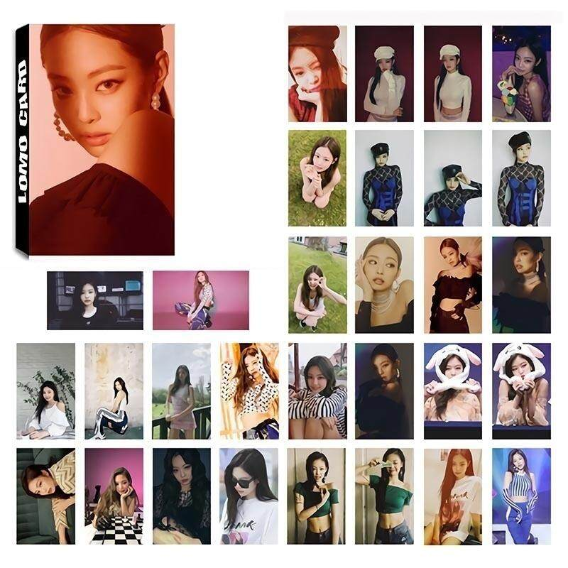 Beads & Jewelry Making Kpop Got7 2018 Eyes On You Album Lomo Cards K-pop New Fashion Self Made Paper Photo Card Hd Photocard Elegant And Sturdy Package