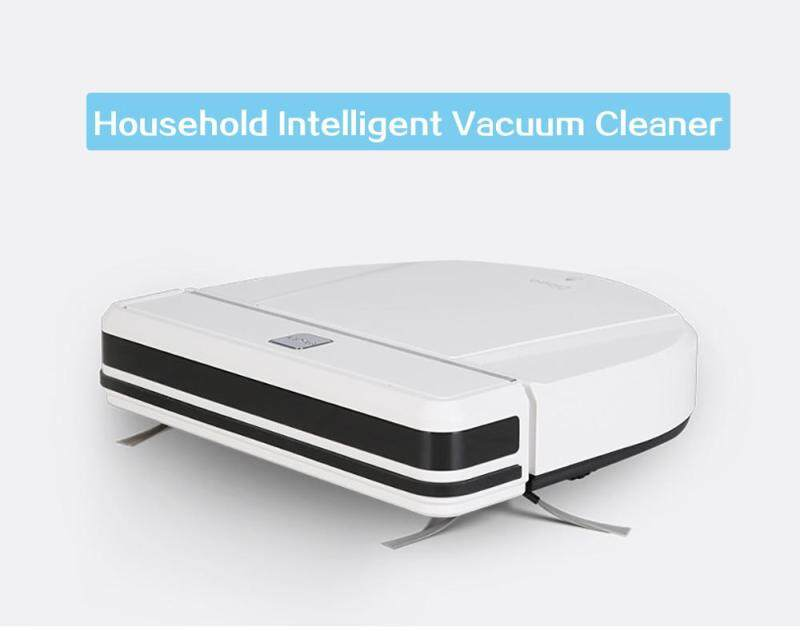 【Clearance】Dibea D850 Wireless and Bagless Sweeper Robot Vacuum Cleaner Household Aspirator Singapore