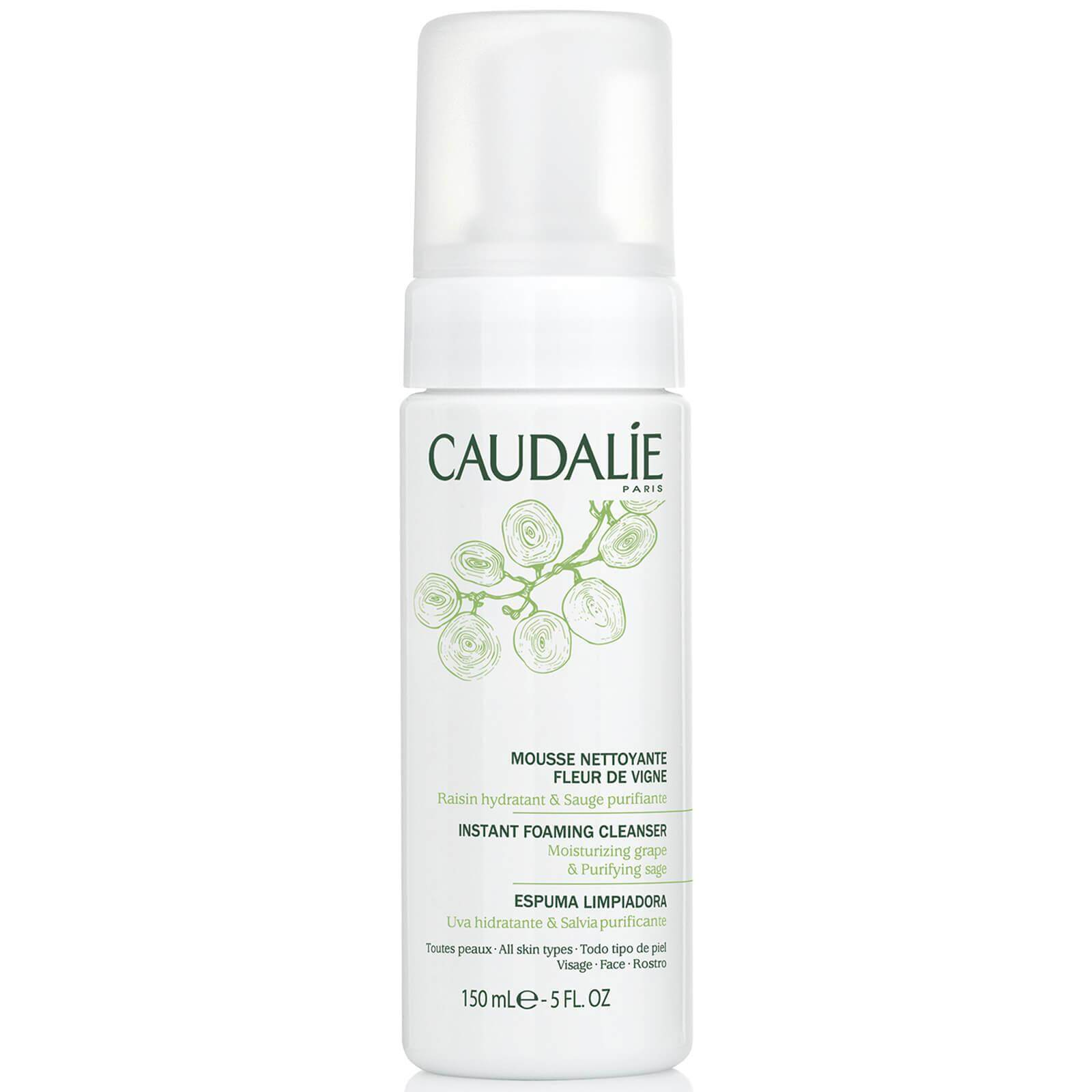 Caudalie Instant Foaming Cleanser (150ml) #makeuplogy