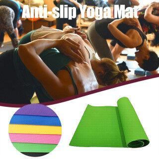 Miễn Phí Vận Chuyển Yoga Mat, Thảm Yoga Chuyên Nghiệp Cổ Điển, Thảm Tập Thể Dục EVA Thân Thiện Chống Trượt thumbnail