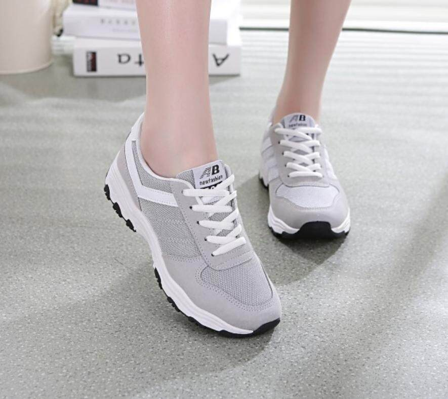 Tromee Woman H88 AB Sneaker Shoes Kasut Outdoor Shopping Fashion (Ready Stock)