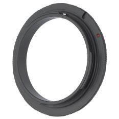 Hợp Kim Nhôm bền Chụp Macro Ngược Adapter Ring dành cho Canon EOS Mount DSLR Camera