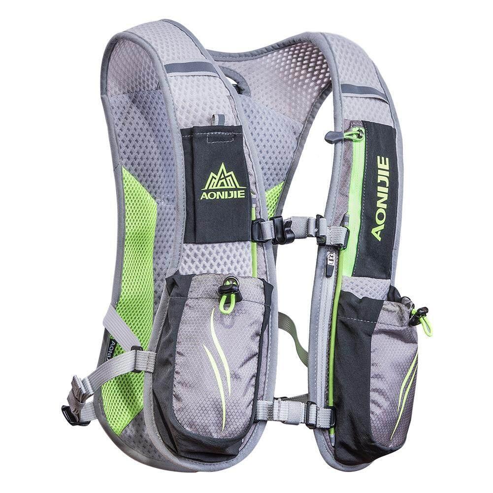 BH 2L กระเป๋าสะพายหลังวิ่ง mochilas Trail Marathoner การแข่งขันวิ่งเสื้อกั๊กป้องกันการขาดน้ำกระเป๋าเก็บความชุ่มชื้นกระเป๋าเป้สะพายหลัง
