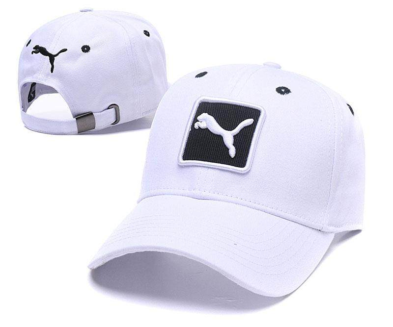 PUM 2019 new fashion baseball cap men's and women's embroidery adjustable casual hat golf cap