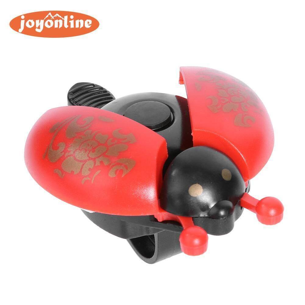 Mini Cartoon Ladybug Bike Bicycle Bell Alarm Horn Outdoor Cycling Bell Ring By Joyonline.