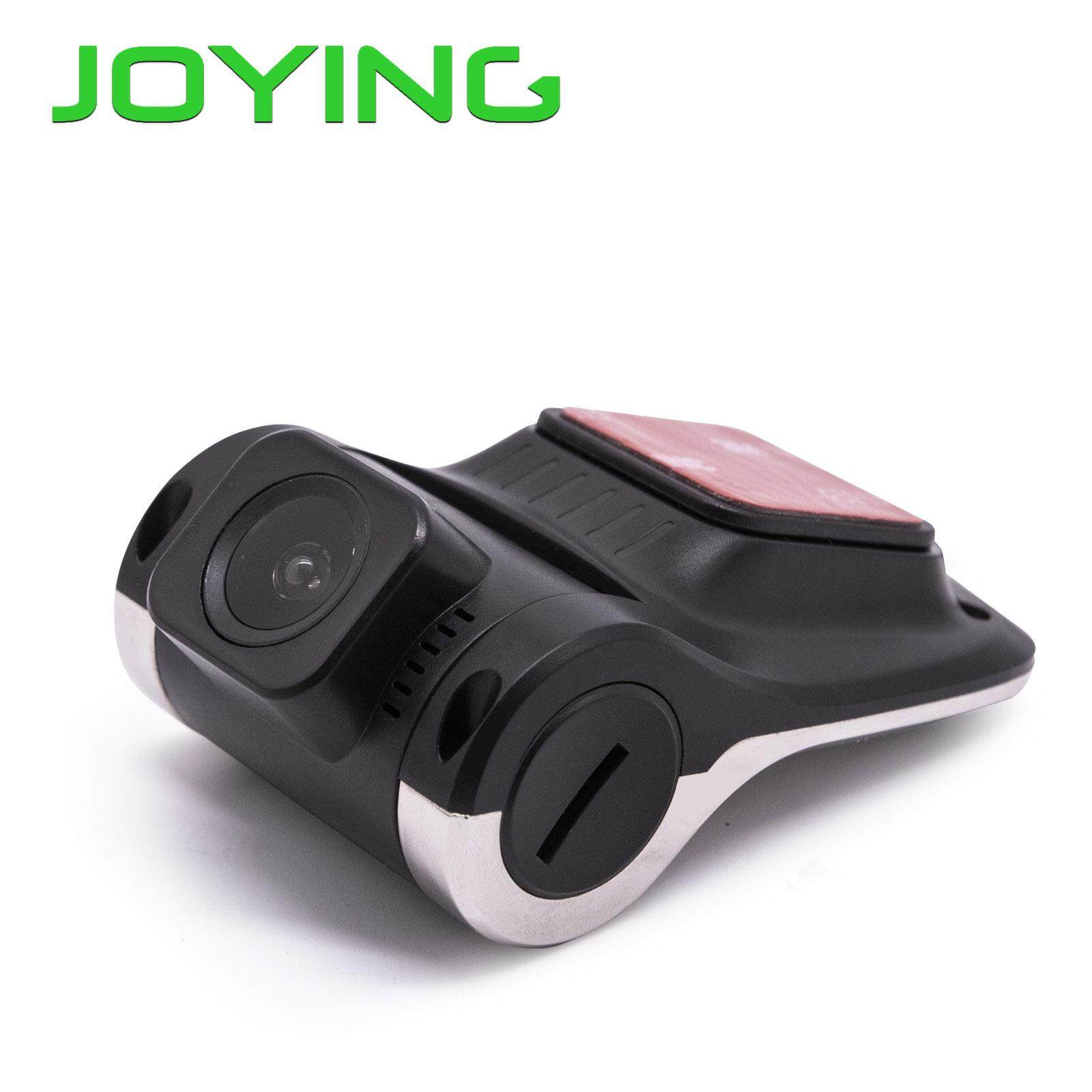 Joying USB front camera DVR dash camera 1280*720 driving recorder with  built-in APK online update for android head unit multimedia player support  ADAS