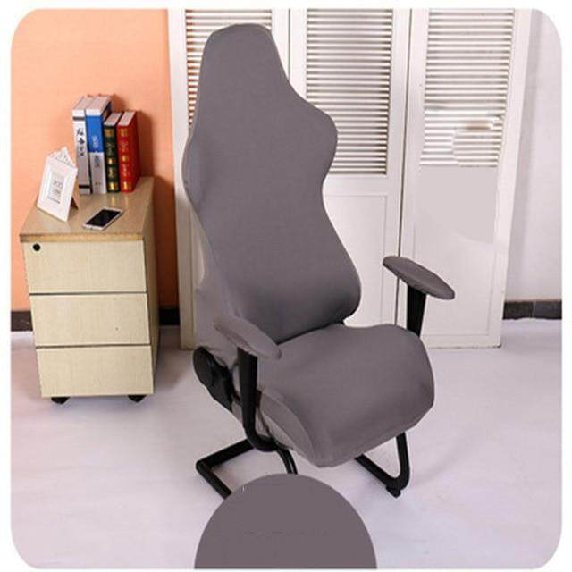 Gaming Chair Covers Spandex Office Chair Covers Computer cobertor sillon Elastic Armchair Seat Cover housse de chaise extensible