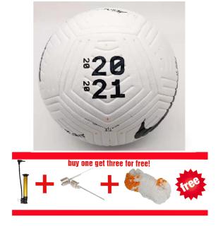 Bóng Đá Mùa Giải 2021 Bóng Đá Cỡ 5 Dành Cho Người Lớn Tập Luyện Bóng Đá Futsal Bóng Đá Trong Nhà Ngoài Trời Chống Mài Mòn Bóng Dập Nổi Không Viền Nóng Bơm Hơi thumbnail