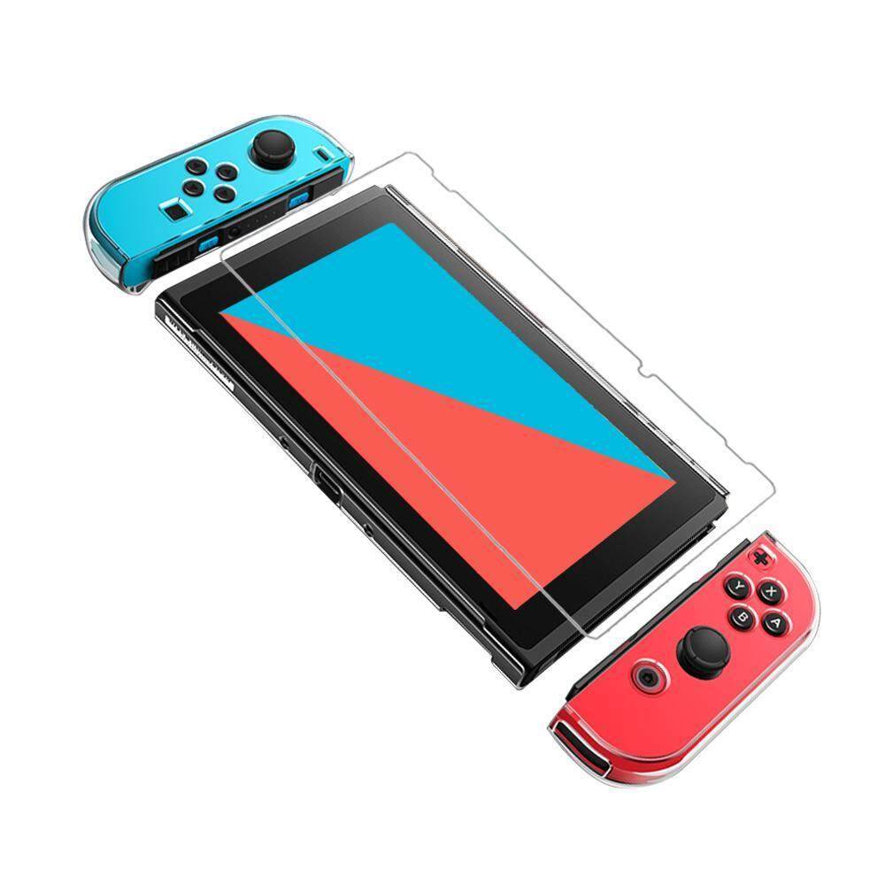 Crystal PC Transparent Case For Poke Ball Plus Protective Cover Case For  Nintend Switch NS Storage Bag Case For Nintendo Switch