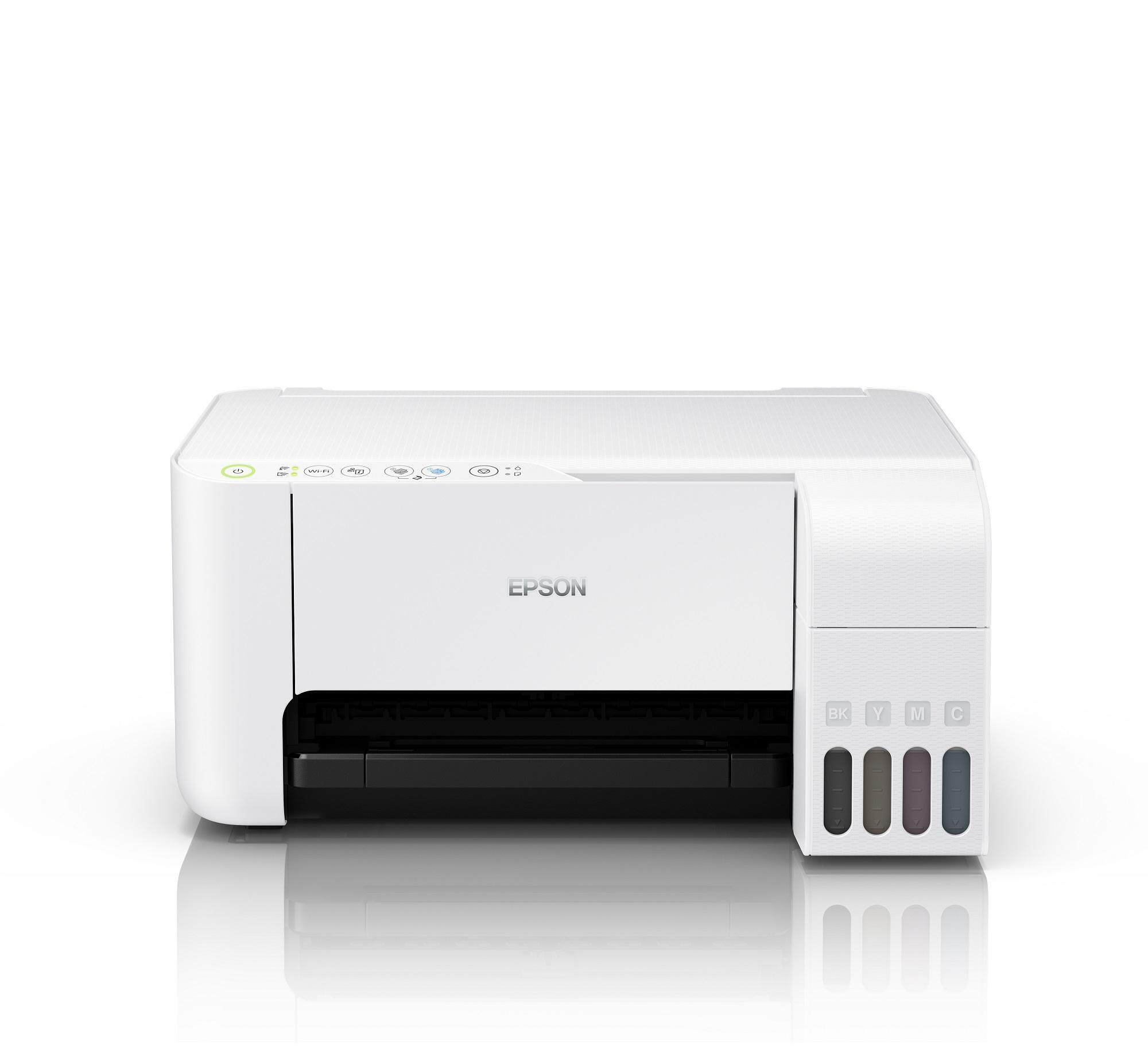 Epson EcoTank L3156 Wi-Fi All-in-One Ink Tank Printer (Same as L3150) using  Ink 003 + Free RM50 Starbucks E-Voucher