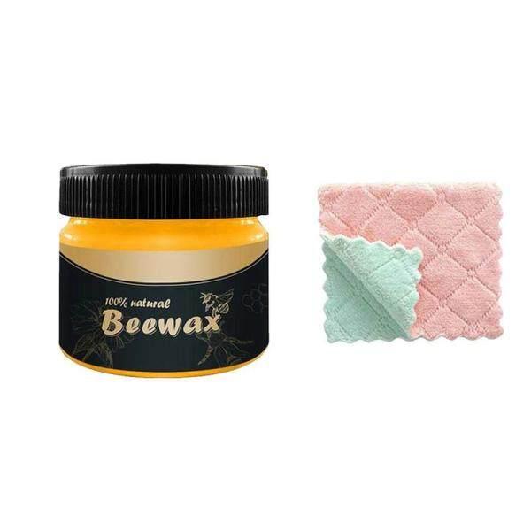 Beeswax Furniture Care Polishing Waterproof Wear-resistant Wax Furniture Wax Wood Seasoning Beewax