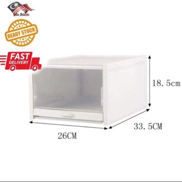 Storage Box Kotak simpanan 高贵收纳盒 鞋盒 拖拉式 非常方便 可拆装shoe box