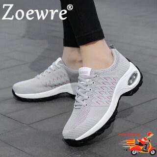 Giày Khiêu Vũ Zoewre Cho Nữ Giày Chạy Bộ Thời Trang Đường Phố Giày Khiêu Vũ Jazz Dành Cho Nữ thumbnail