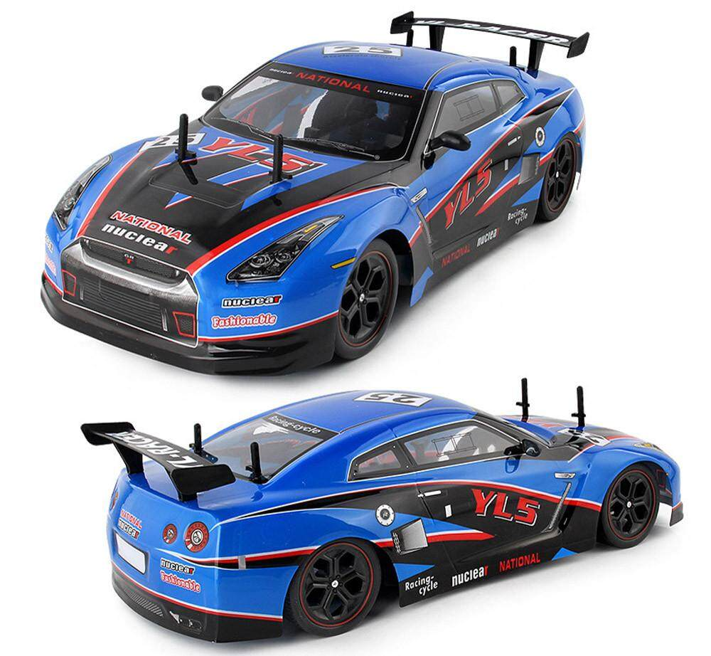 Docesty 2.4grc Vehicle High-Speed Racing Rc Cars 1:10 Remote Control Best Gift For Kids By Docesty.