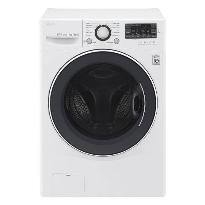 Lg F2514NTGW Washer Fl 14.0Kg Inverter Direct Drive 6 Motions Nfc Tag On White