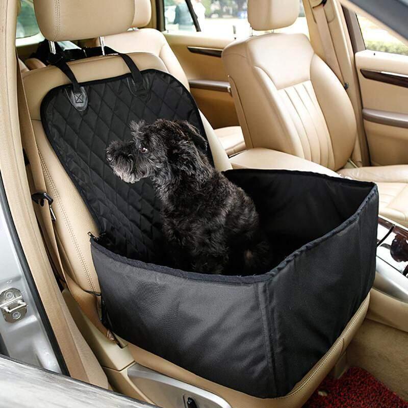 900D Ni Lông Chống Thấm Nước Du Lịch 2 Trong 1 Carrier Cho Chó Gấp Mèo Cưng Dày Bộ Khởi Động Xe Ô Tô Tấm Bọc Ghế Ngoài Trời Giỏ Xách Thú Cưng Võng