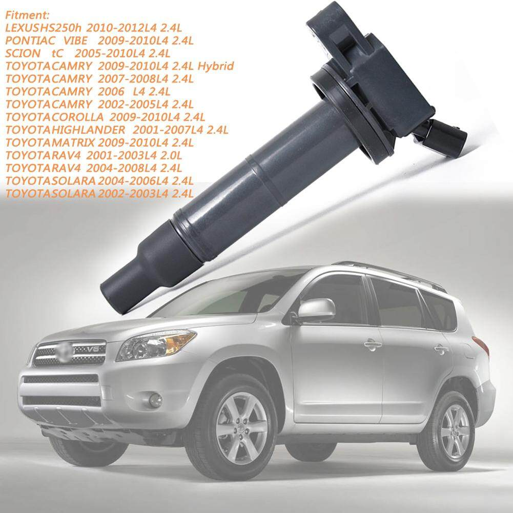 DS Professional Ignition Coil Replacement 90919-02244 for Toyota Camry  Lexus Scion Rav4 Models:A1517