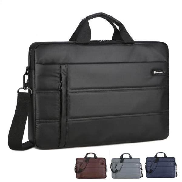 HOSdog 2019 Newest Business Messenger Bag For Laptop 13,15.6 inch,Briefcase For MacBook Notebook