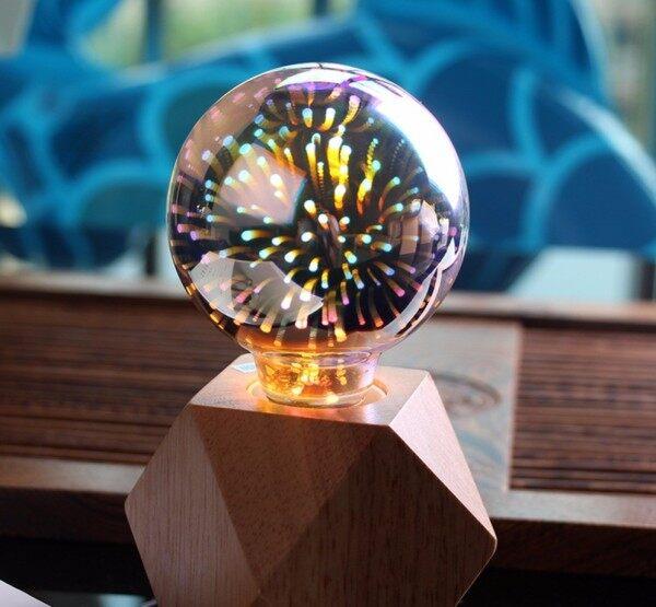 Đèn Pháo Hoa 3D, Bóng Đèn Led Edison Đèn Trang Trí