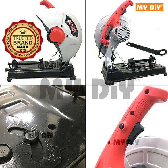 "MYDIYHOMEDEPOT - MAXX Professional Max2000 2000W 14"" Metal Cut Off Machine  14"