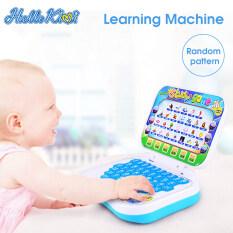 HelloKimi Pronunciation Learning Machine Cartoon Fold English Alphabet Language Computer Early Learning Educational Machine Toy Baby Educational Toys Children Gift