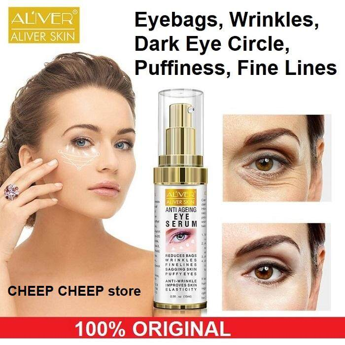 Eye Cream Serum By Aliver Reviews Ratings And Best Price In Kl