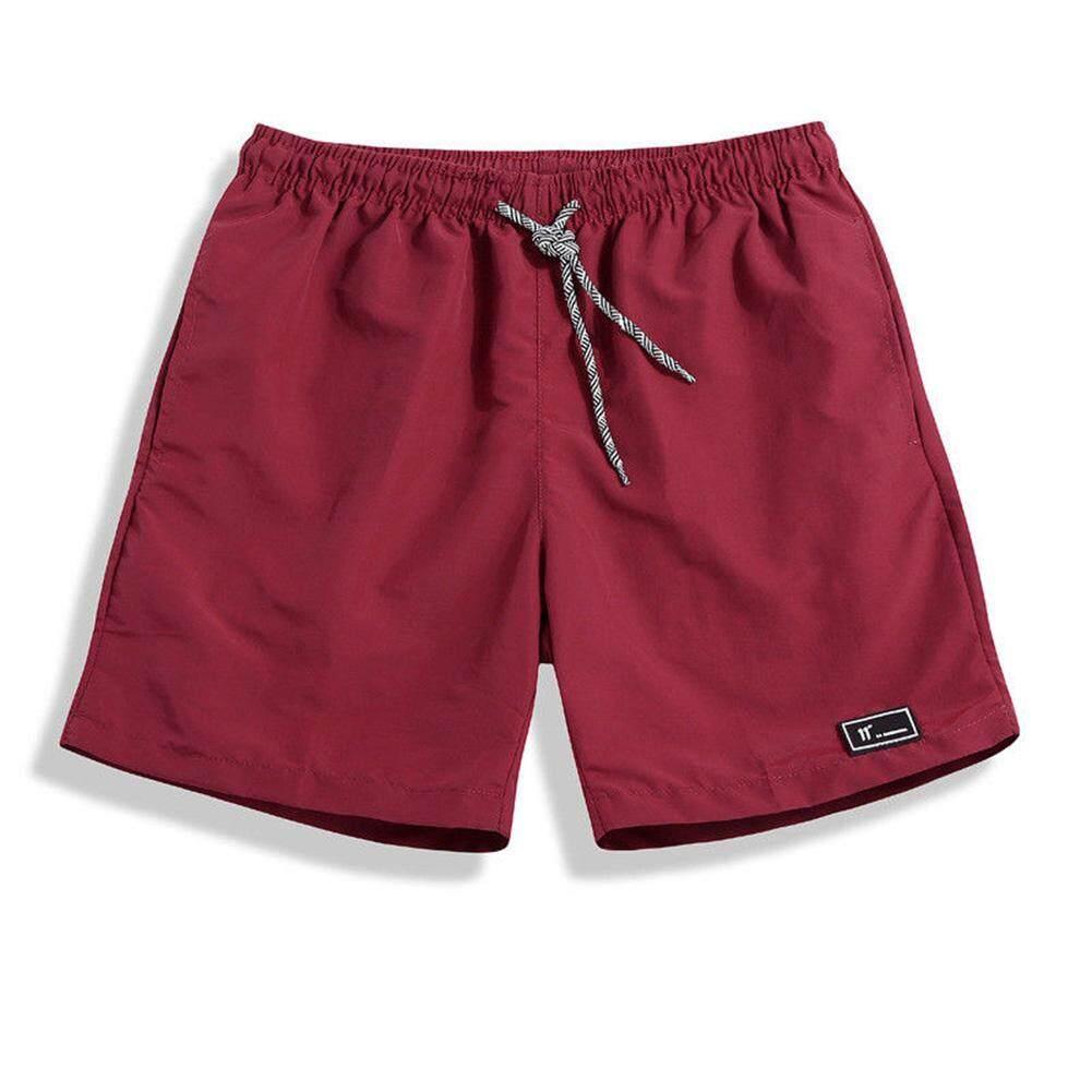 a66d9497fd Pellet12 Men Summer Thin Casual Sports Middle Length Pants