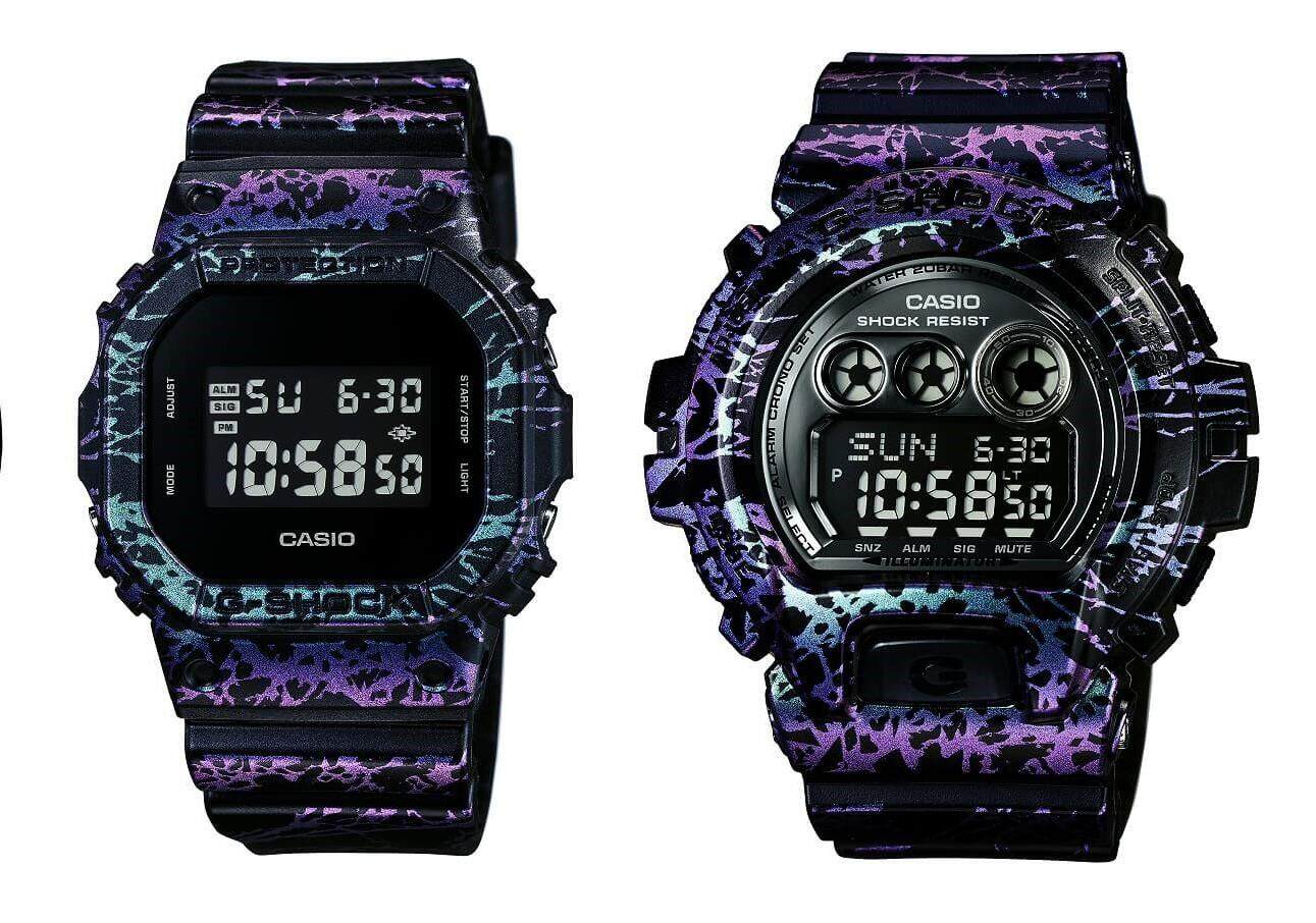 G_Shock_Couple Set SINGLE TIME Watches For Man And Women Malaysia