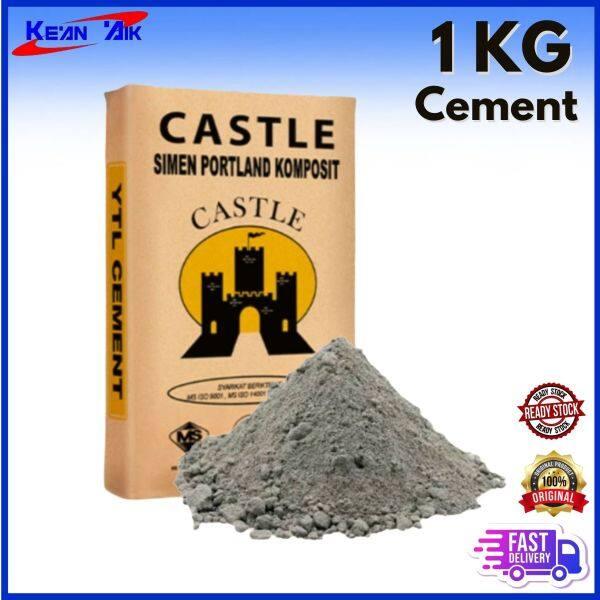 1kg Repacked Cement (Bulding Material) / Simen